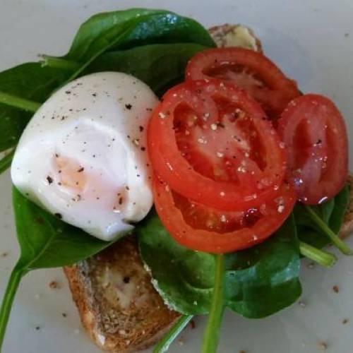 Simple Healthy Breakfast
