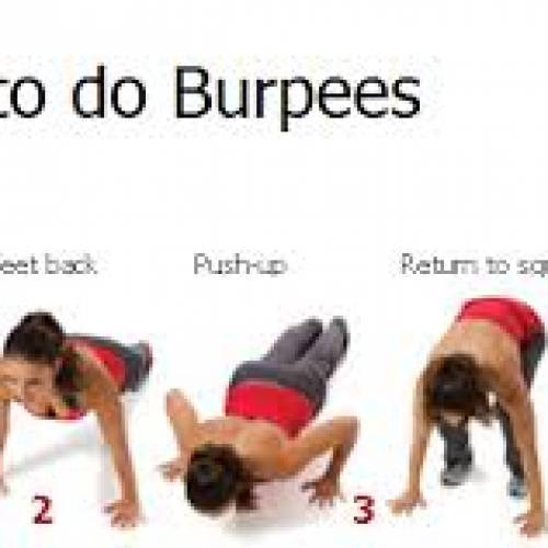 WHAT IS A BURPEE