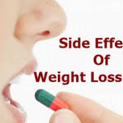 Side Effects Of Weight Loss Pills